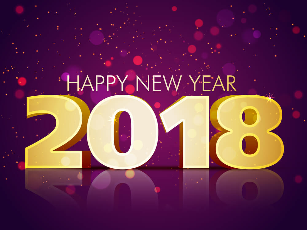 Happy New Year Images 2018 HD 1 1